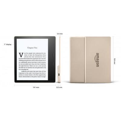 All New Kindle Oasis 3 - 2019 Gold (32GB)